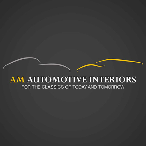 AM Automotive Interiors Logo