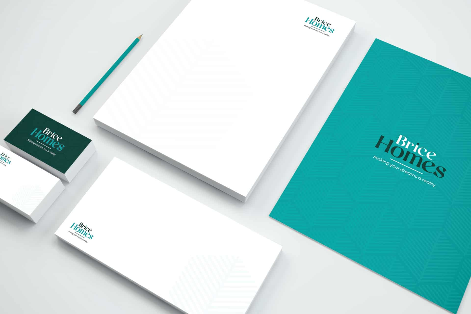 Brice Homes Stationary